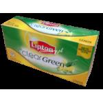 Lipton Clear Grean Lemon 25 Teabags