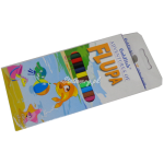 Adventures of Flupa 12 colours large (soft packing)