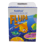 Adventures of Flupa 12 colours small (soft packing)